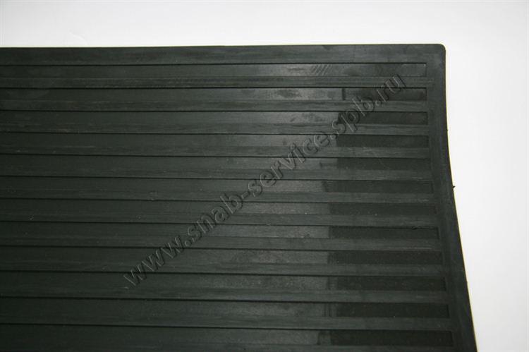 Коврик резиновый диэлектрический 75х75см ГОСТ4997-75